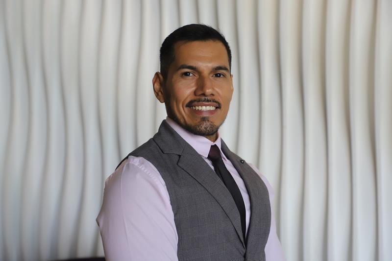 Carlos Maya, director de la OCV de Irapuato