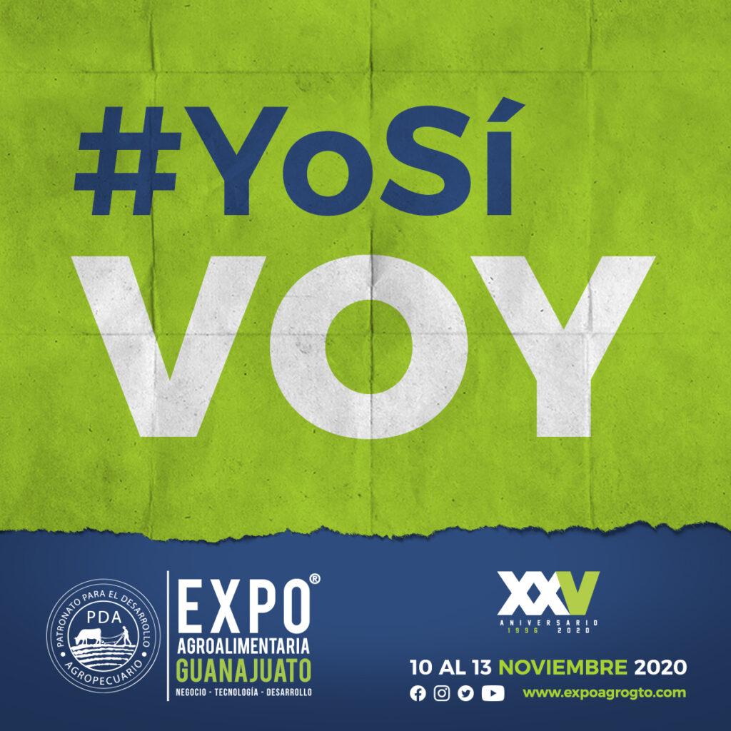 """Guanajuato presentó la Expo Agroalimentaria Guanajuato 2020 Negocio, Tecnología y Desarrollo"""", considerado el evento agrícola más importante de México y América Latina"""
