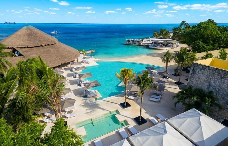 Presidente InterContinental Cozumel Resort & Spa. Cortesía Grupo Presidente. Travacación