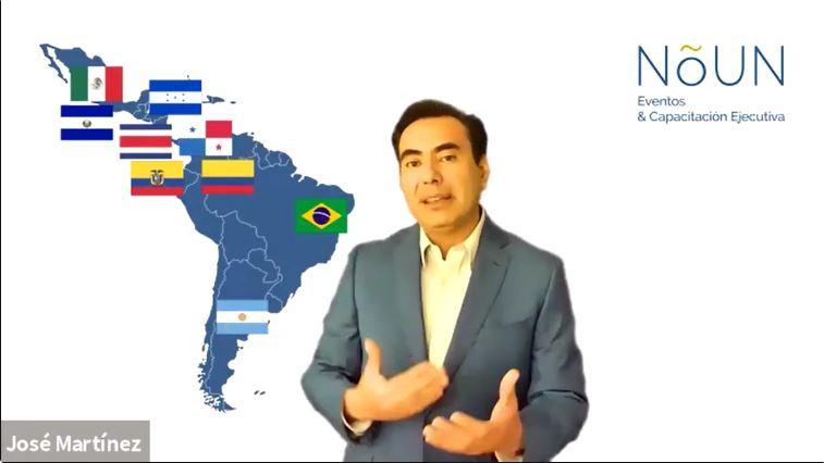 José Martínez, diseño de eventos