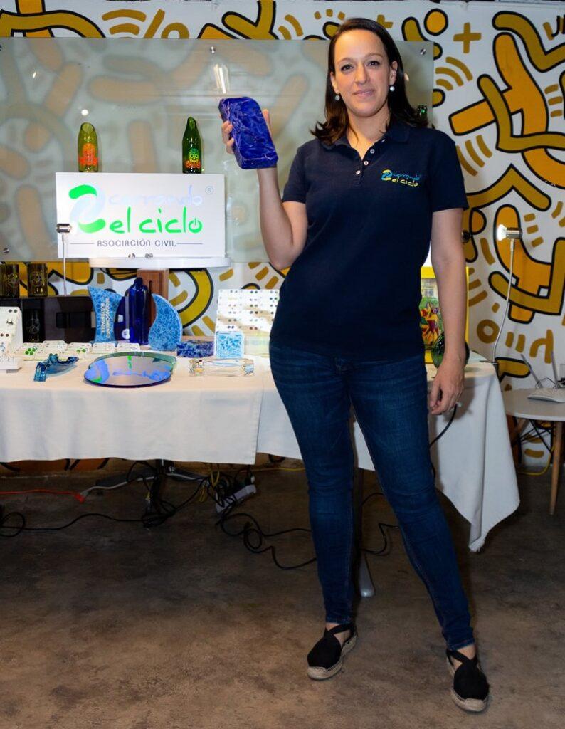 Julia Novelo Talavera, Directora de marketing y Coordinadora de proyectos sociales en Cerrando el Ciclo.