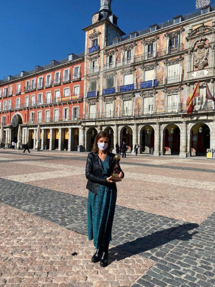 Almudena Maillo, concejala de Turismo del Ayuntamiento de Madrid