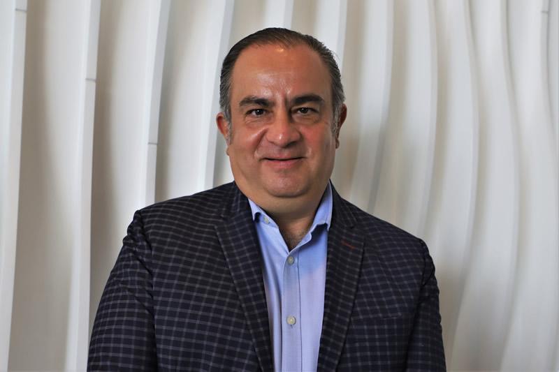 Sergio Castellanos, presidente de la OCV Irapuato