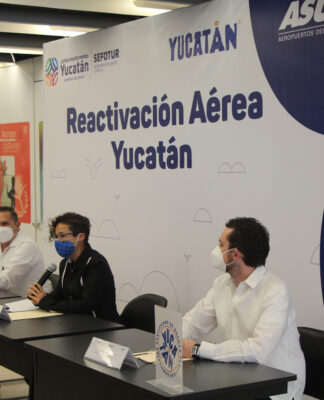 Yucatán confirma ruta Houston