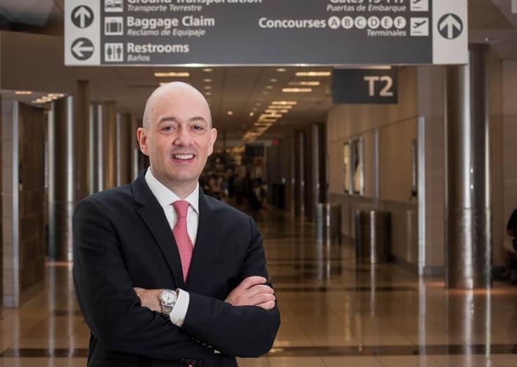 Nicolás Ferri, director de Operaciones de Aeroméxico.