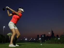¡Juguemos golf nocturno con Hughes Events!
