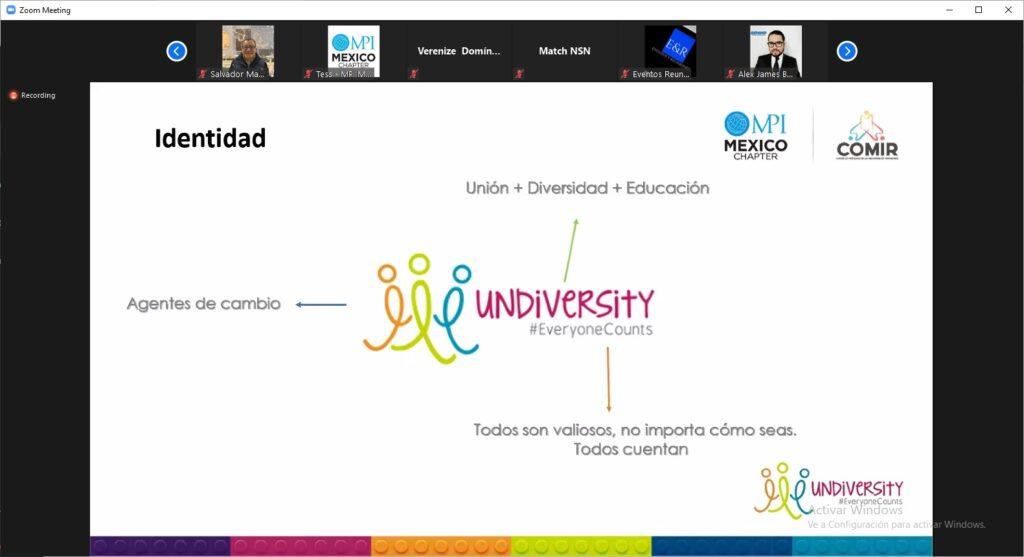 Diversidad e Inclusión= Undiversity