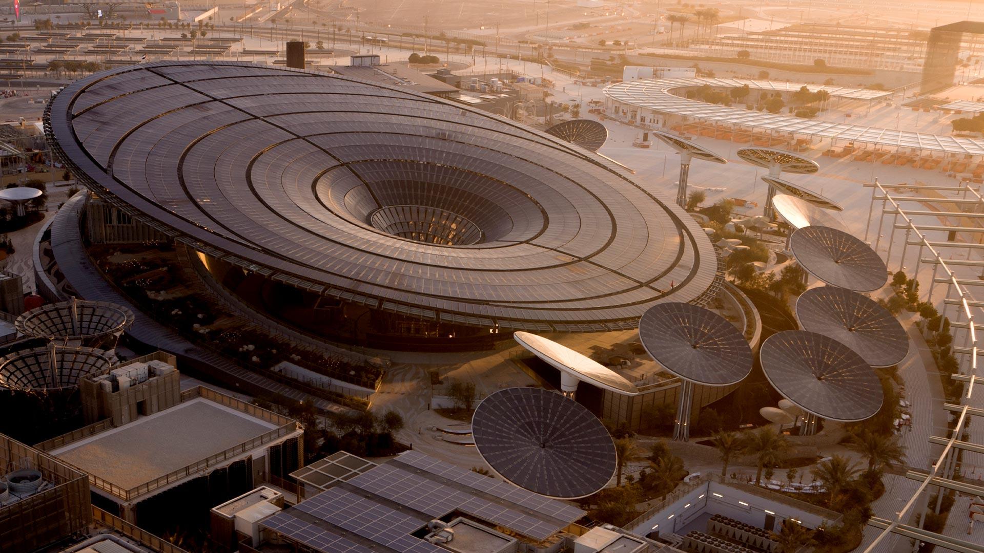 TERRA, gran premiere de Expo 2020 Dubái