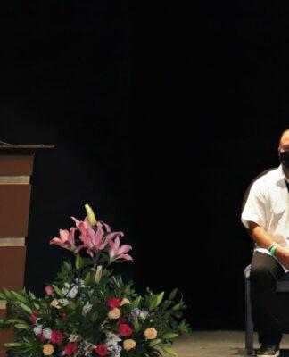 Histórico y emotivo el reencuentro en CNIR