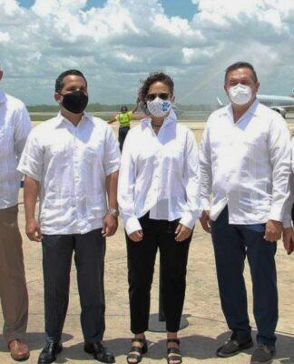 Recupera Yucatán conectividad aérea