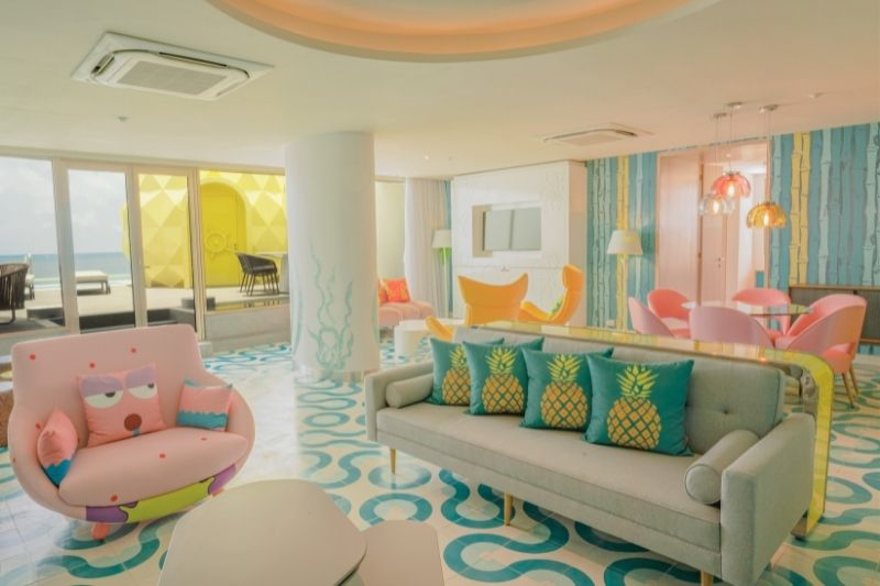 Nickelodeon Hotels