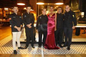 Cena estelar a cargo de los chefs ejecutivos del resort en el restaurante La Trattoria