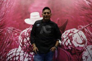 Chef Israel Loyola ((Sin Nombre, en Oaxaca)