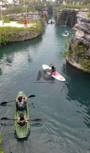 La adrenalina e inspiración continúan en las actividades acuáticas