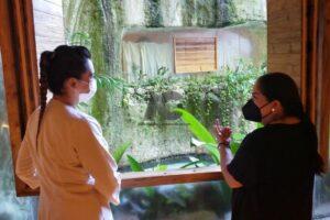 Muluk Spa es un oasis de tranquilidad inusual