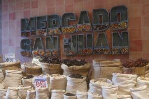 Sabores de los pueblos de México curados por Juan Licero, chef ejecutivo del hotel