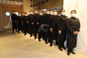 Staff del restaurante Dolce Vita